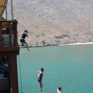 diving in musandam by GoTripAir