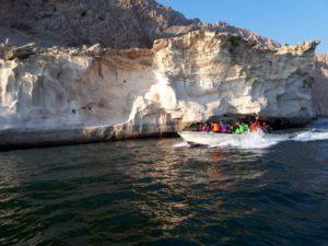 speed boat safari by GoTripAir