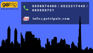 visit visa contact details by gotripair