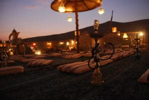 dubai desert safari camp by gotripair