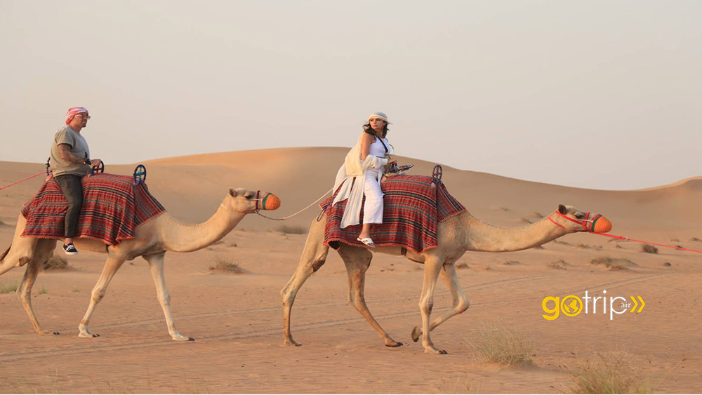 evening-desert-safari-dinner-dubai gotrip air